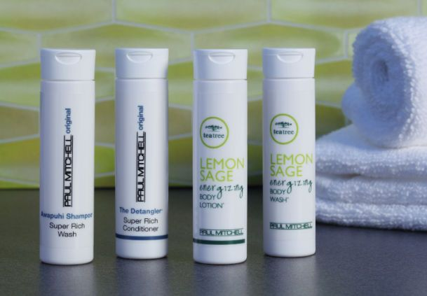Paul Mitchell Amenities