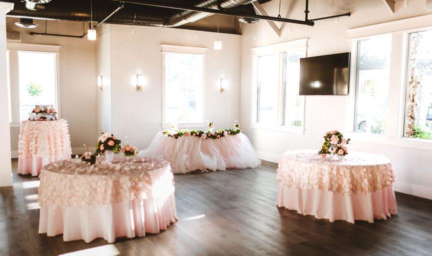 Customizable Ballroom Space