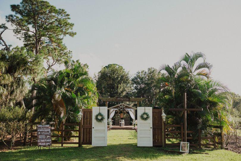 A wedding haven