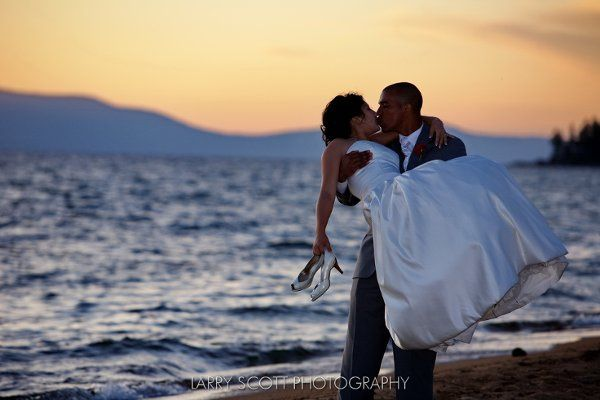 Katherine and Angelo Lake Tahoe destination wedding
