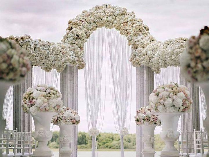 Tmx White Ceremony Decor Nigerianweddingdecor 51 1974989 160130547969755 Freeport, NY wedding venue