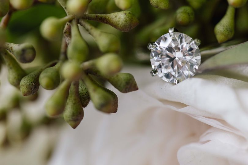 Diamond ring - Heyn Photography