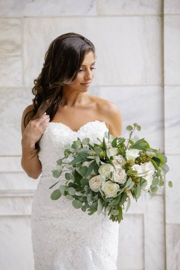 Bridal bouquet - Heyn Photography