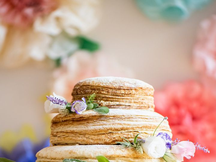 Tmx Weddings Mag 2019 02 51 995989 Cary, North Carolina wedding cake