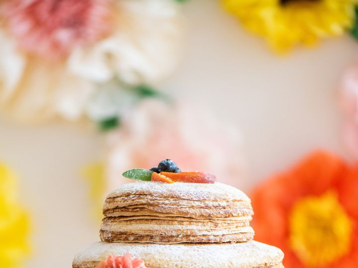 Tmx Weddings Mag 2019 06 51 995989 Cary, North Carolina wedding cake