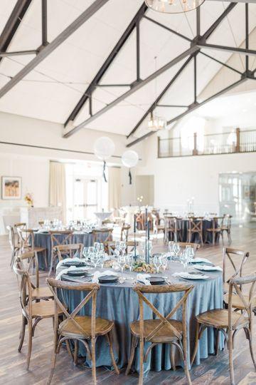 Indoor event space