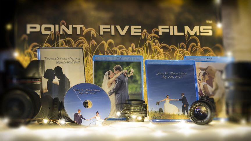 DVD/Blu Ray Samples