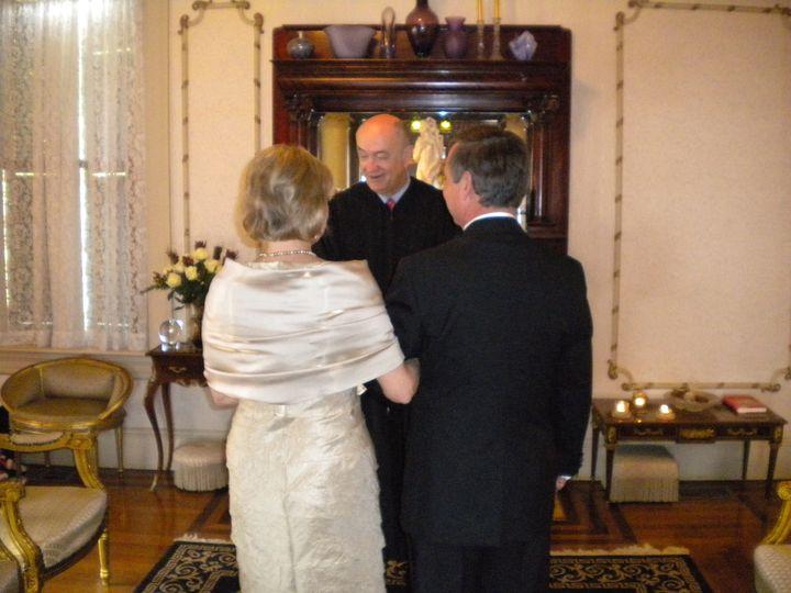 Tmx 1468168374343 Gatlin Wedding2 Galveston, TX wedding officiant
