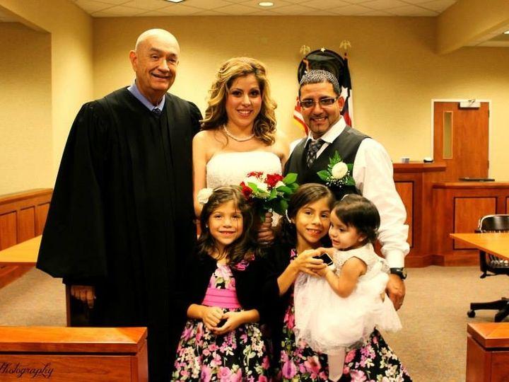 Tmx 1468168429966 Geiger Wedding2 Galveston, TX wedding officiant