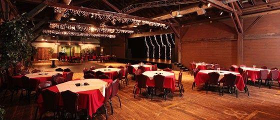A charming banquet