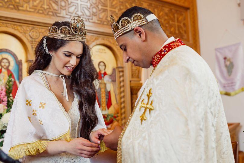 Coptic Wedding