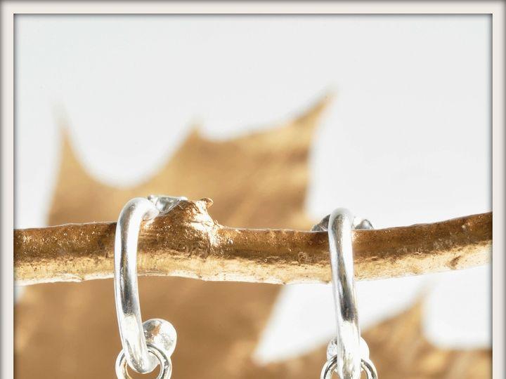 Tmx 1471323650203 Aphrodite Hoop Earrings Seattle wedding jewelry