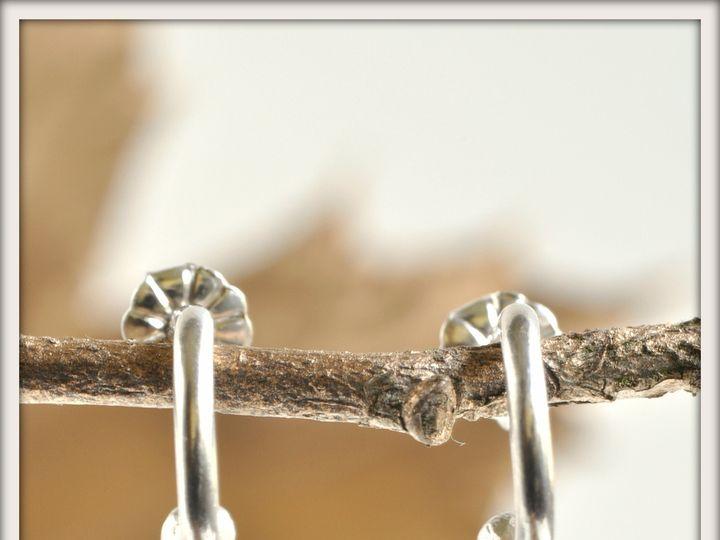 Tmx 1471323664139 Aria Hoop Earrings Seattle wedding jewelry