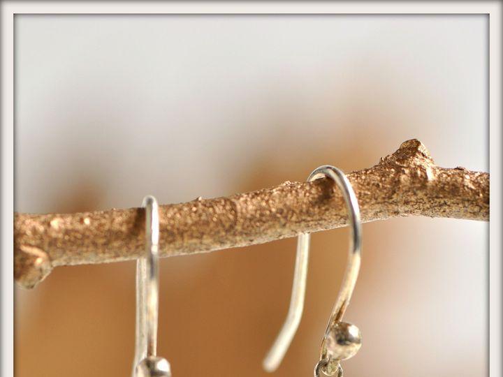 Tmx 1471323760912 Mermaid White Pearl And Aquamarine Earrings Seattle wedding jewelry