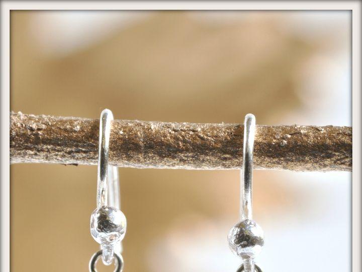Tmx 1471323838322 Starlet Aquamarine And White Pearl Earrings Seattle wedding jewelry