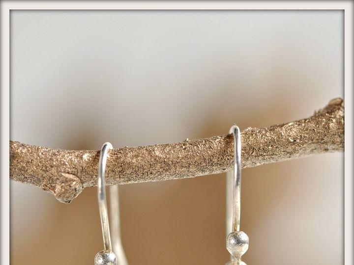 Tmx 1471323923926 Large Peapod White Pearl Earrings Seattle wedding jewelry