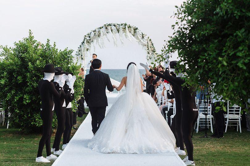 Belek wedding