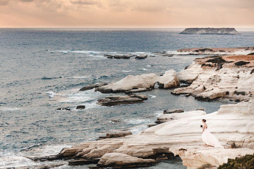Cyprus wedding, Paphos distric