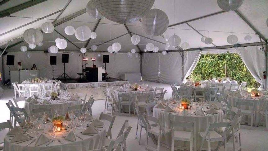 Wedding with DJ