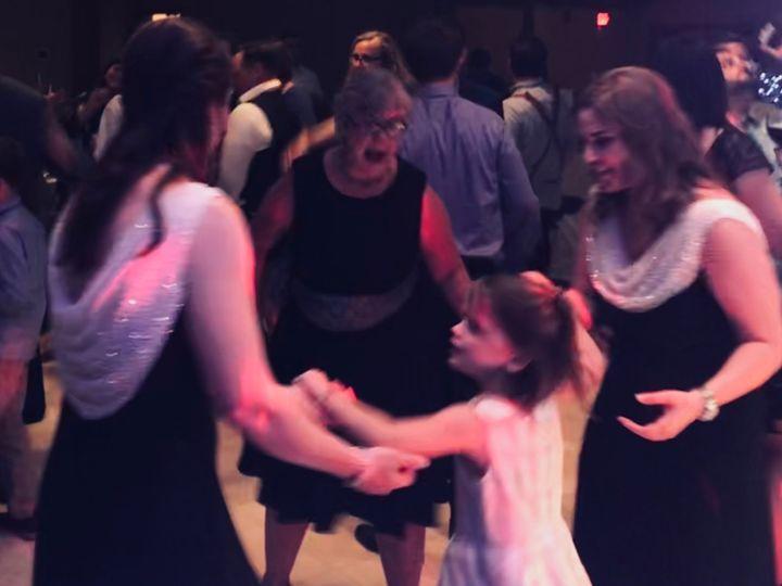 Four Generations dancing!