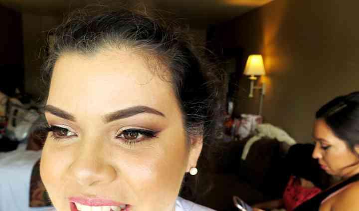 Alyssa Shanae Makeup