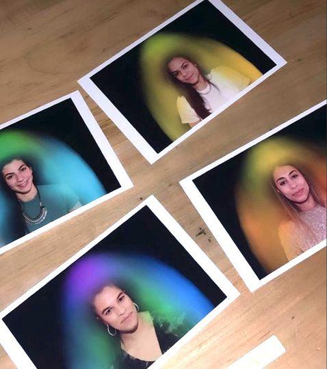 Fun aura photos