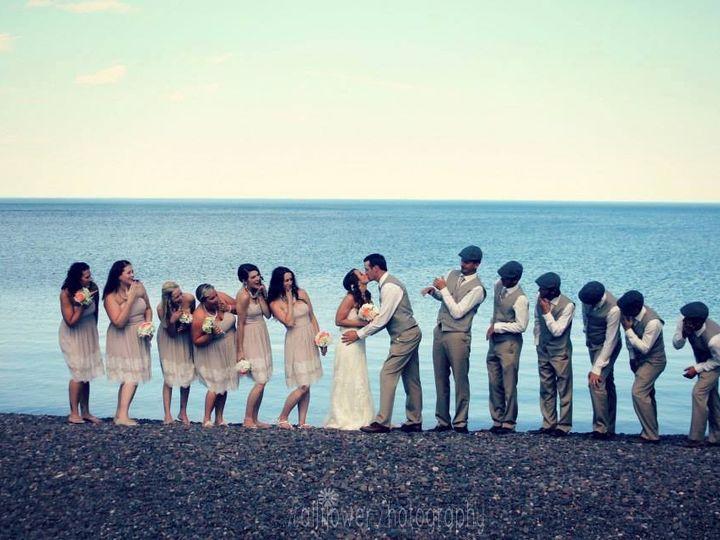 Tmx 1444422274613 Kiss Beach Long Two Harbors, MN wedding venue