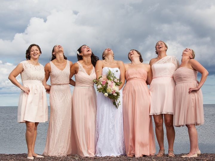 Tmx 1490110812032 Gals On Beach Lara Leimbach Two Harbors, MN wedding venue