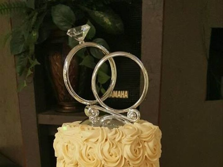 Tmx 1499839544925 1460486112650704235789978279229804610255935n Houston wedding cake