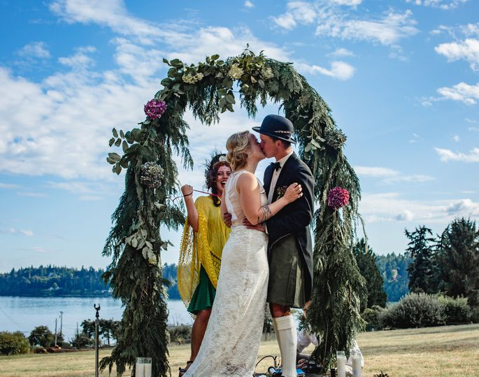 Hana+mark, bainbridge island