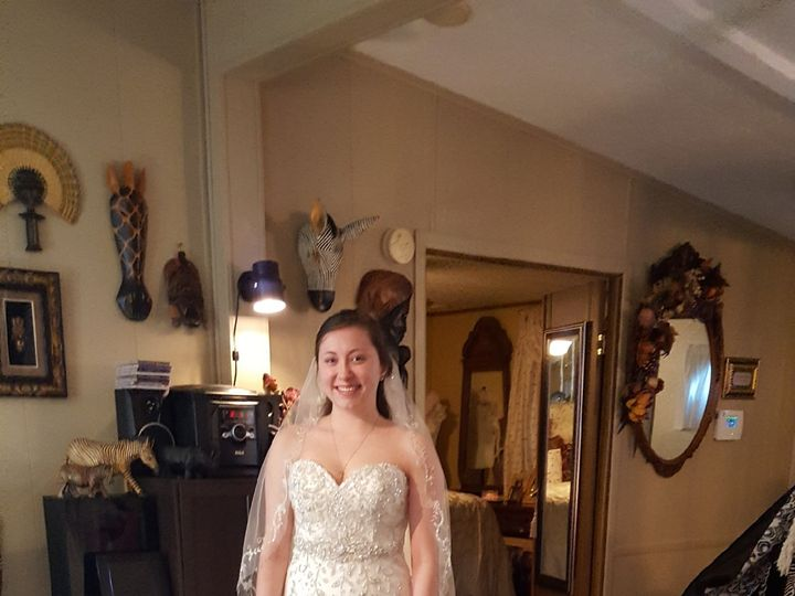 Tmx 1507646059793 Natalie 1 Garner, North Carolina wedding dress