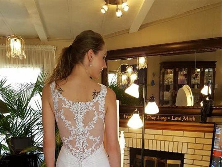 Tmx 1508456828449 191490447062059462380252090649059281363256n Garner, North Carolina wedding dress