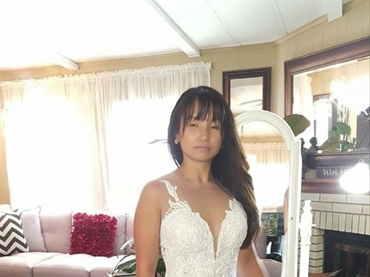 Tmx 1508456928832 224054497624799706106226968030456196612244n Garner, North Carolina wedding dress