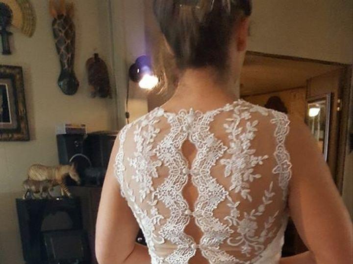Tmx 1508457237528 Backview Garner, North Carolina wedding dress