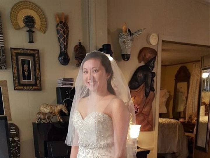 Tmx 1508459947505 223653677608714641048066298625089973112316n Garner, North Carolina wedding dress