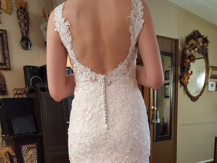 Tmx 1524137444 9c59ca95ddf61914 1524137442 37abbd4703497101 1524137438872 3 Jaclyn3 Garner, North Carolina wedding dress