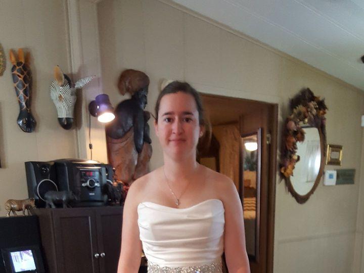 Tmx 1524661632 7ec89813256e334c 1524661630 9a055f779ef7ebac 1524661626262 1 Michelle3 Garner, North Carolina wedding dress