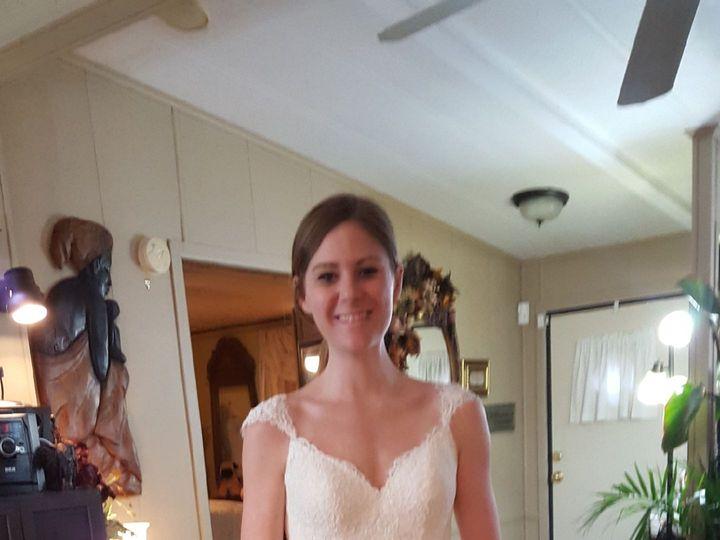 Tmx 1525259982 382408cc25fe2567 1525259980 C17c923cf0feddec 1525259978112 2 Erin Front Garner, North Carolina wedding dress
