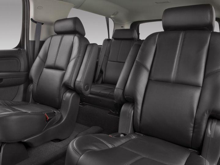 gmc yukon xl denali 2wd 4 door 1500 rear seat