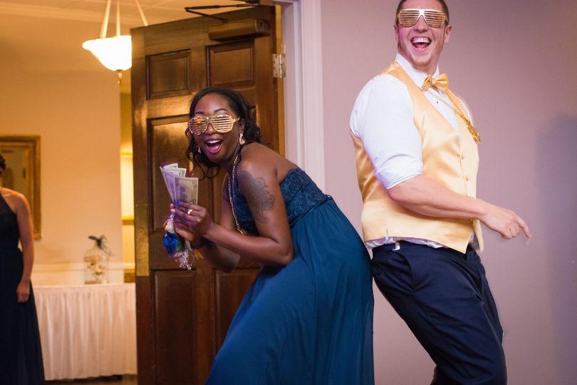 Wedding Party Intros