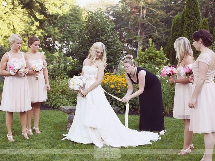 Tmx 1395796466650 Tending To Ashley Thoma Mystic, Connecticut wedding dress