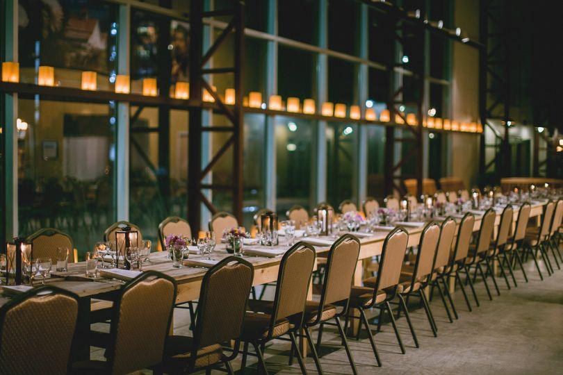 An Atrium reception