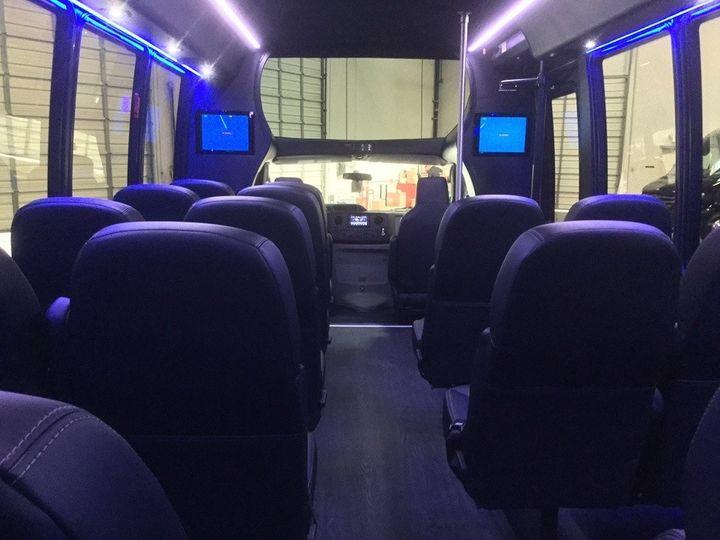Tmx 1493322016470 23 Passenger Int 3 Morganville, New Jersey wedding transportation