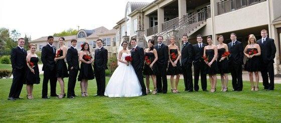 Tmx 1500384845553 Wedding Party Lower Patio4 Lafayette Hill, Pennsylvania wedding venue