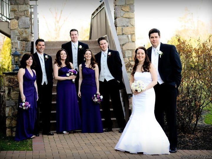 Tmx 1500385110117 Bridal Party Lower Patio Lafayette Hill, Pennsylvania wedding venue