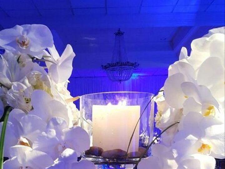 Tmx 1500386238729 Close Up Of Center Piece Lafayette Hill, Pennsylvania wedding venue