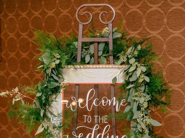 Tmx 1523021301 3a17ee4f607c0c4b 1523021300 053eb357253a7c43 1523021300344 6 Welcome Sign In Lo Lafayette Hill, Pennsylvania wedding venue