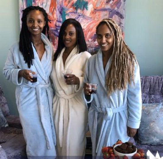 Enjoying time together, Relax Spa & Beauty