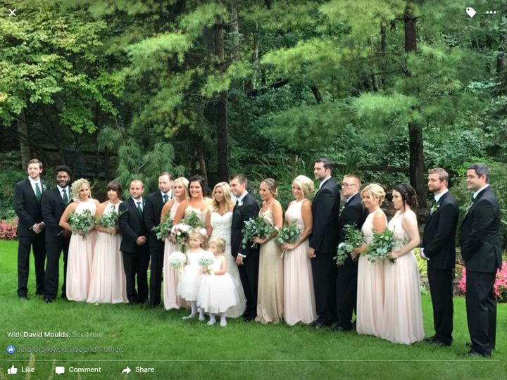 Amber and David's Wedding