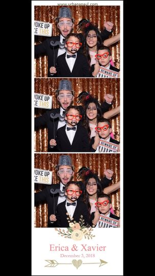 Urbana Paul Photo Booth